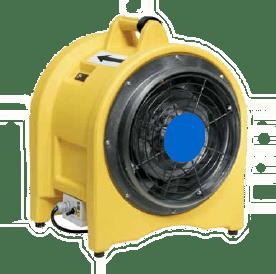 ventilateur inox